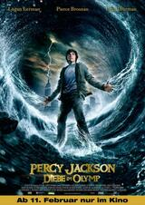 Percy Jackson - Diebe im Olymp - Poster