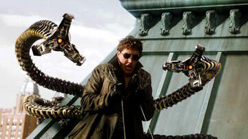 Alfred Molina als Doctor Octopus