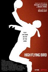 High Flying Bird - Poster