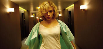 Bild zu:  Scarlett Johansson in Lucy