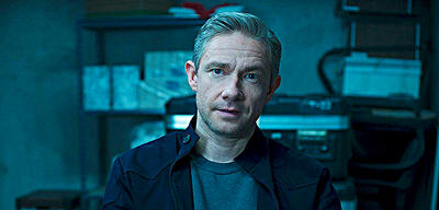 Martin Freeman als Everett Ross