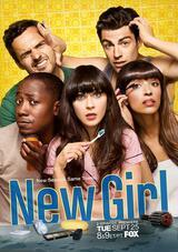 New Girl - Poster