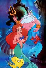 Arielle, die Meerjungfrau Poster