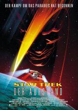 Star Trek IX - Der Aufstand - Poster
