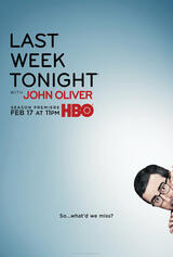 Last Week Tonight with John Oliver - Staffel 6 - Poster