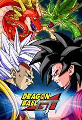 Dragon Ball GT - Poster