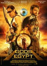 Gods of Egypt - Poster