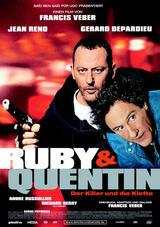 Ruby & Quentin - Der Killer und die Klette - Poster