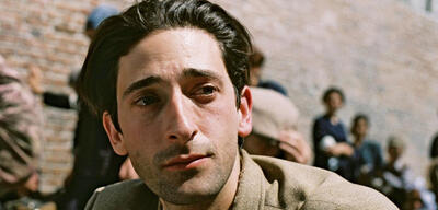 Adrien Brody in der Pianist
