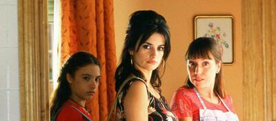 Almodóvars starke Frauen: Yohana Cobo, Penélope Cruz und Lola Dueñas.
