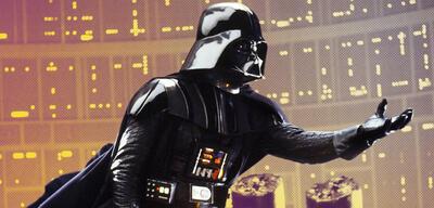 Darth Vader in Das Imperium schlägt zurück