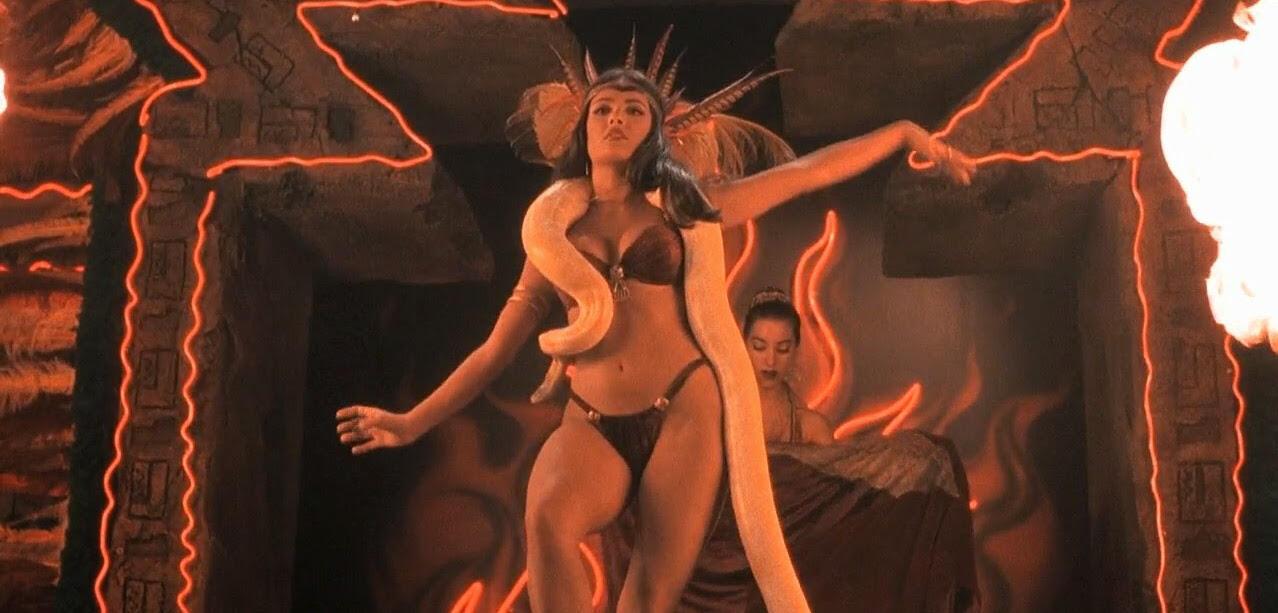 Top 7 der heißesten Striptease-Szenen der Filmgeschichte