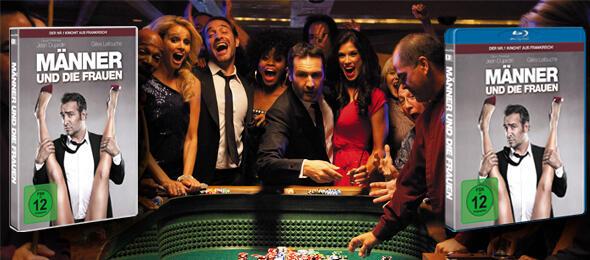 Was machen die Franzosen in Las Vegas?
