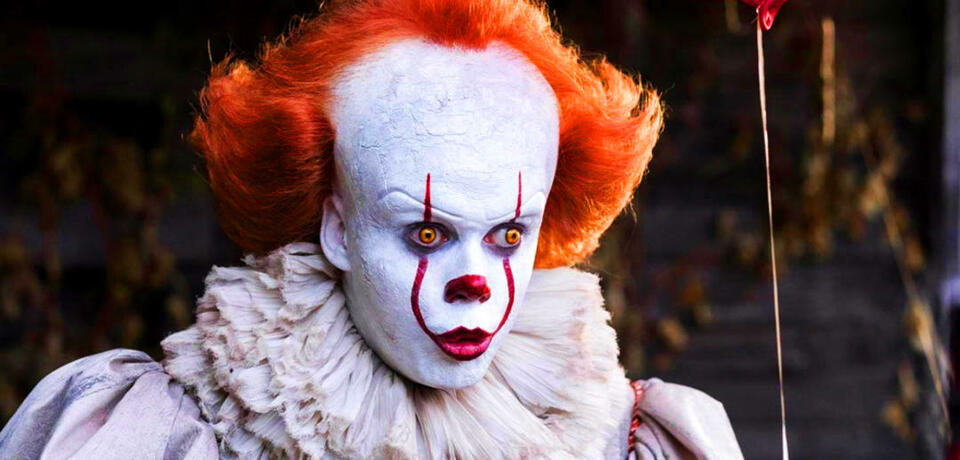 Pennywise in Es 2