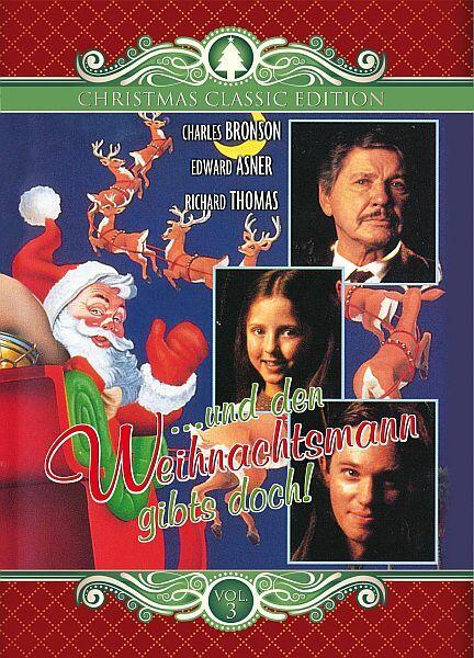 ...und den Weihnachtsmann gibts doch!