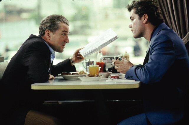 GoodFellas - Drei Jahrzehnte in der Mafia mit Robert De Niro und Ray Liotta