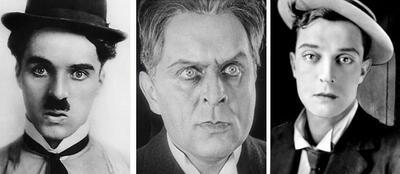 Top 10 Schauspieler der 1920er Jahre