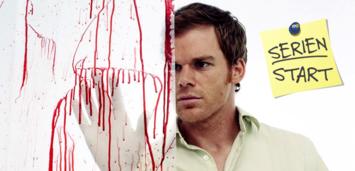 Bild zu:  Michael C. Hall in Dexter