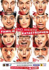 Familie und andere Katastrophen. - Poster