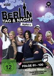 Berlin - Tag und Nacht Staffel 5 - Poster