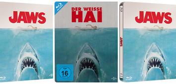 Bild zu:  Der weisse Hai auf DVD & Blu-ray