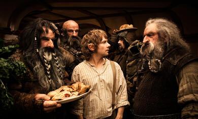 Der Hobbit: Eine unerwartete Reise mit Martin Freeman, James Nesbitt, Graham McTavish, William Kircher und John Callen - Bild 1