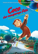 Coco, der neugierige Affe - Poster