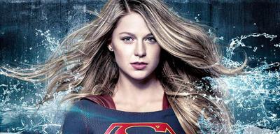Melissa Benoist als Supergirl