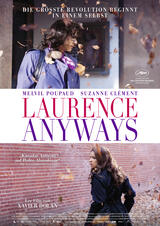 Laurence Anyways - Poster