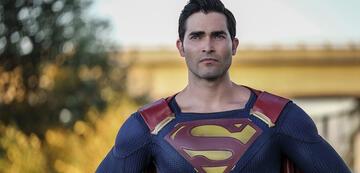 Tyler Hoechlin als Superman