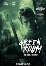 Green Room - Poster