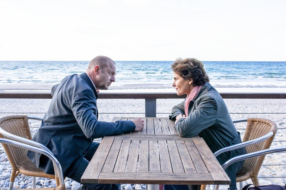 Das Mädchen am Strand mit Heino Ferch und Barbara Auer