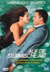 Auf die stürmische Art - Poster
