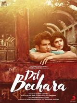 Dil Bechara - Poster