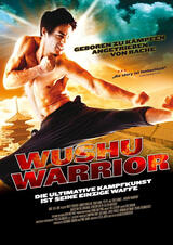 Wushu Warrior - Poster
