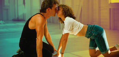 Dirty Dancing mit Patrick Swayze und Jennifer Grey