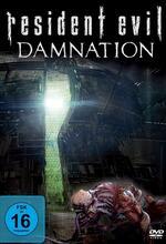 Resident Evil: Damnation Poster