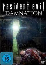 Resident Evil: Damnation - Poster