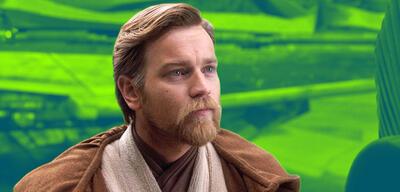 Ewan McGregor als Obi-Wan Kenobi in Star Wars: Episode III