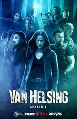 Van Helsing - Staffel 4 - Poster