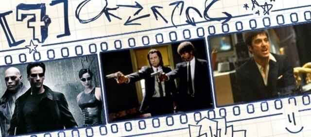 Sieben Filmschießereien, die ich nie vergessen werde