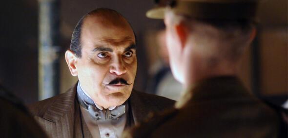 Agatha Christie's Poirot mit David Suchet