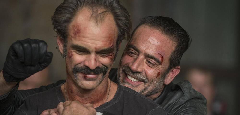 Behind the Scenes - So habt ihr die The Walking Dead-Stars noch nicht gesehen