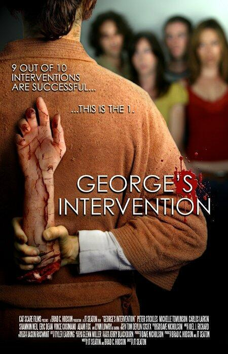 George's Intervention - Poster