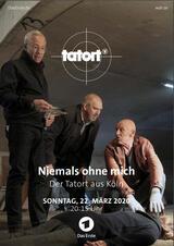 Tatort: Niemals ohne mich - Poster