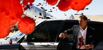 Bild zu:  There will be blood: Ein Quantum Rot