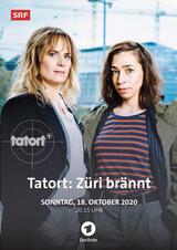 Tatort: Züri brännt - Poster