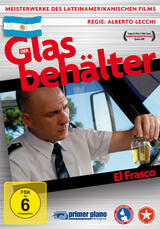 El Frasco - Der Glasbehälter - Poster