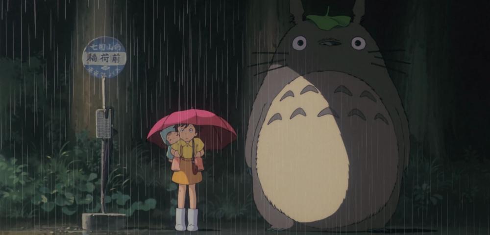 Mein Nachbar Totoro Netflix