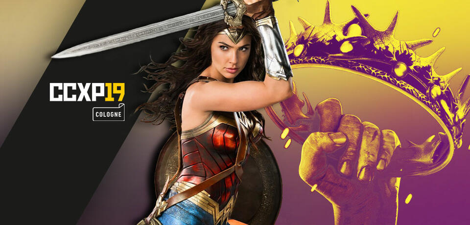 Wonder Woman und Game of Thrones